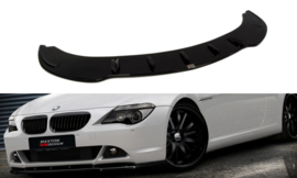 BMW 6 E63 / E64 FRONT SPLITTER (PREFACE MODEL) v.1