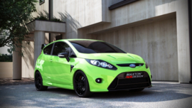 FORD FIESTA MK7 FRONT BUMPER (FOCUS RS LOOK)
