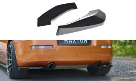 NISSAN 350Z REAR SIDE SPLITTERS