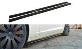 CHEVROLET CAMARO V SS SIDE SKIRTS DIFFUSERS - US VERSION (PREFACE)