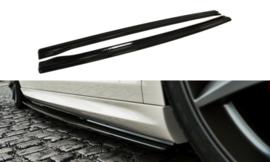 VW Passat CC R36 RLINE SIDE SKIRTS DIFFUSERS (Preface)