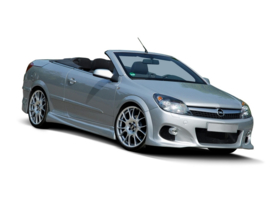 OPEL ASTRA H SIDE SKIRTS