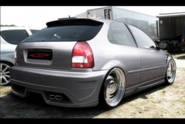 HONDA CIVIC VI HB REAR BUMPER < INFERNO >
