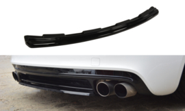 AUDI TT MK2 RS CENTRAL REAR SPLITTER