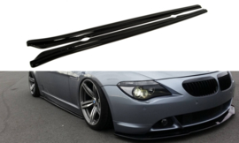 BMW 6 E63 SIDE SKIRTS DIFFUSERS