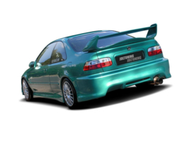 HONDA CIVIC MK5 REAR BUMPER (COUPE)
