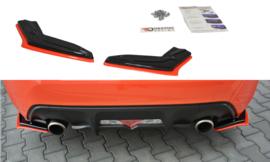 TOYOTA GT86 FACELIFT REAR SIDE SPLITTERS V.2