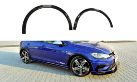 VW GOLF VII R FENDERS EXTENSION
