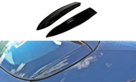 OPEL ASTRA H REAR SIDE SPOILER EXTENSION (FOR OPC / VXR)