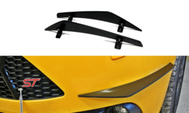 FORD FOCUS ST MK3 PREFACE MODEL CANARDS