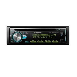 Pioneer DEH-S5000BT Autoradio 4x 50W met bluetooth handsfree en streaming, vario color, USB/AUX