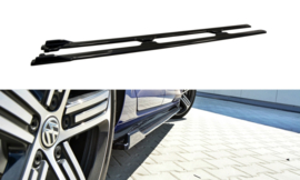 VW GOLF VII R SIDE SKIRTS DIFFUSERS