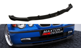 BMW 3 E46 COMPACT FRONT SPLITTER