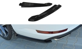 SKODA SUPERB III REAR SIDE SPLITTERS