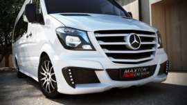 MERCEDES SPRINTER 2013-UP WITH LED FRONT BUMPER