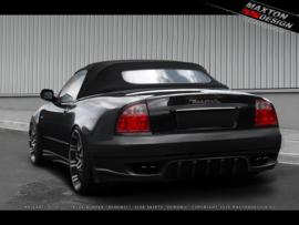 MASERATI 4200 GT SPYDER & COUPE REAR BUMPER