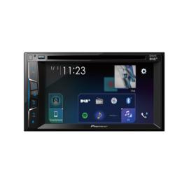 Pioneer AVH-Z3100DAB Autoradio 2DIN AV DVD-speler met Bluetooth handsfree en streaming, USB, AUX, Spotify control