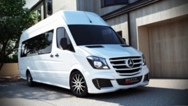 MERCEDES SPRINTER 2013-UP WITHOUT LED FRONT BUMPER