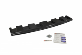AUDI S6 C7 AVANT CENTRAL REAR SPLITTER