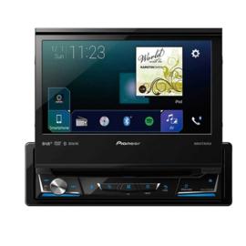 """Pioneer AVH-Z7000DAB Autoradio 1DIN AV DVD-speler met 7 """" scherm, DAB+ , Bluetooth handsfree en audio, USB"""