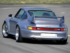PORSCHE 911 TURBO SERIES 993 REAR BUMPER