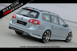 VW PASSAT B6 REAR BUMPER EXTENSION
