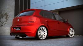 VW POLO V REAR BUMPER SPOILER
