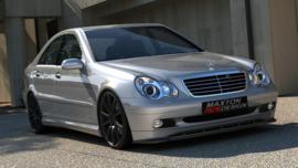 Mercedes C-Class W203 FRONT SPLITTER 2000-2004