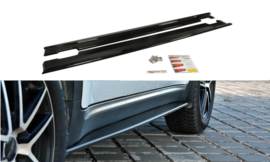 KIA SPORTAGE mk4 GT-Line SIDE SKIRTS DIFFUSERS