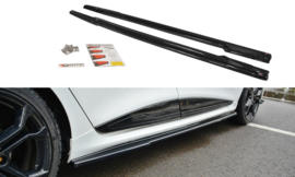 RENAULT CLIO MK4 RS SIDE SKIRTS DIFFUSERS