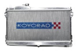 Mitsubishi Lancer EVO X 08-14 Koyo Alu Radiator 36mm