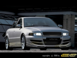 AUDI A4 B5 FRONT BUMPER < INFERNO >