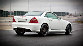 MERCEDES SLK R170 SIDE SKIRTS
