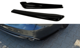 AUDI A6 C7 S-LINE AVANT REAR SIDE SPLITTERS