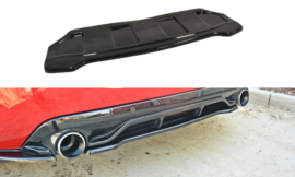 PEUGEOT 308 II GTI CENTRAL REAR SPLITTER