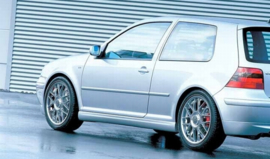 VW GOLF IV SIDE SKIRTS