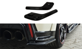 HONDA CIVIC IX TYPE R REAR SIDE SPLITTERS