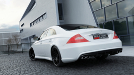 MERCEDES CLS C219 REAR BUMPER