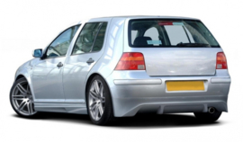 VW GOLF IV REAR BUMPER EXTENSION