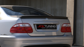 MERCEDES CLK W208 AMG LOOK REAR SPOILER