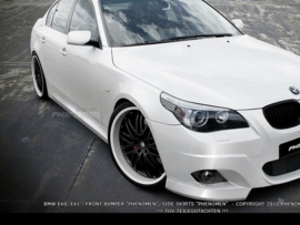 BMW 5 E60 / E61 SIDE SKIRTS < PHENOMEN >