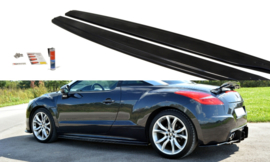 PEUGEOT RCZ SIDE SKIRTS DIFFUSERS