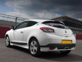 RENAULT MEGANE MK3 REAR BUMPER EXTENSION