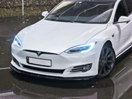 Tesla Model S Facelift FRONT SPLITTER V.1