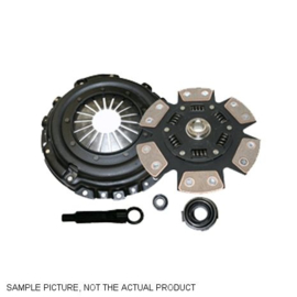 Mazda RX8 04-12 1.3 Competition Clutch Stage 4 6-Pad Ceramic