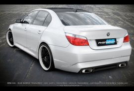 BMW 5 E60 REAR BUMPER < PHENOMEN >