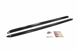 AUDI S3 8L SIDE SKIRTS DIFFUSERS