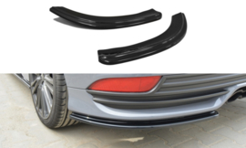 FORD FOCUS 3 ST REAR SIDE SPLITTERS