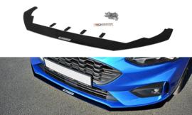 Ford Focus Mk4 ST-Line FRONT RACING SPLITTER V.1 (gloss black)