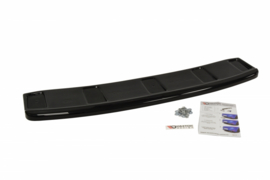 AUDI A7 S-LINE CENTRAL REAR SPLITTER